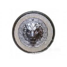 «Лев в кольце» - Кованые узоры