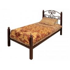 Кровать Логиза (1 cпинка) 0.9х2м (2100х980х1150)