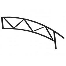 Полуферма №1 (1650х40х870)