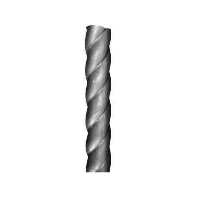 Труба витая 3м (32х1,5мм, 40х1,5мм, 51х1,5мм, 60х2мм)