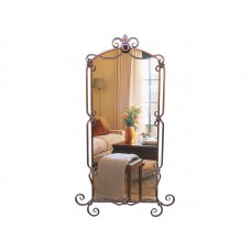 Зеркало кованое Высокое (530х20х1250)