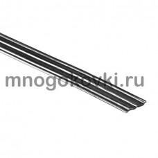 SK10.16 Декоративная обжимная полоса 16х1,5мм (1,27м)
