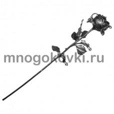 SK23.19 Роза (не крашеная)