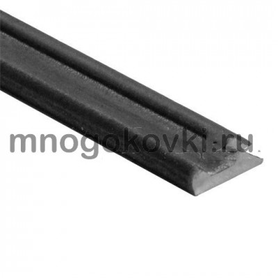 SK10.02.2 Декоративная обжимная полоса 14х4мм (2 м)