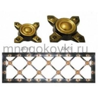 Декоративный колпачок ДК-10,ДК-15