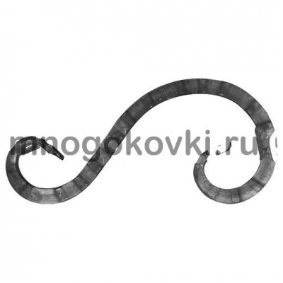 SK41.11.3 Вензель S (105х240)