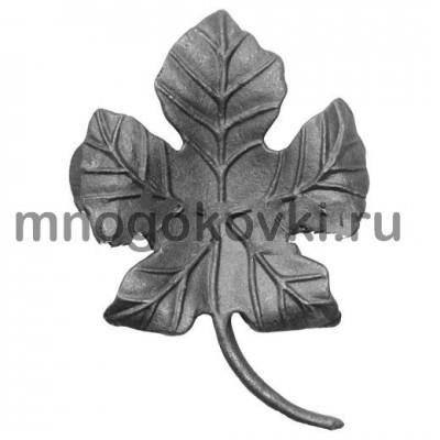 SK22.31.4 Виноградный лист