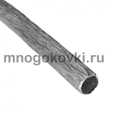 SK14.12.1 Виноградная лоза 12 мм с оттяжкой (1 сторона)