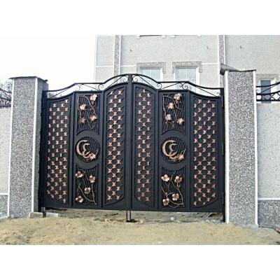 Ворота Фамильные