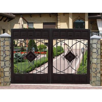 Ворота Комбинированные