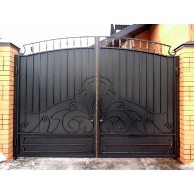 Ворота Кованые №27